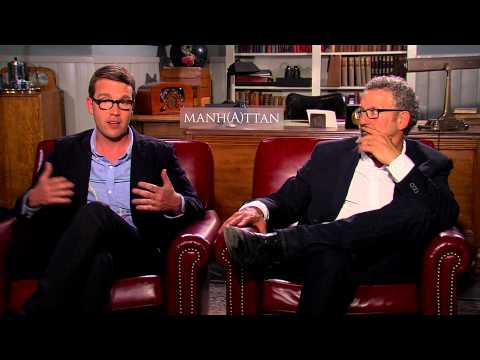 Thomas Schlamme and Sam Shaw talk about Manhattan