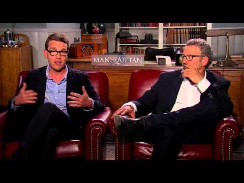 Thomas Schlamme and Sam Shaw talk about Manhattan