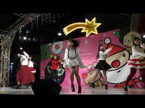 くるーず⚓CRUiSE!/FUKUOKA CHRISTMAS MARKET 2017 In 福岡市役所西側ふれあい広場