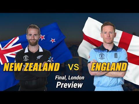 New Zealand v England, Final: Preview