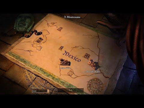 Age of Empires II: The Conquerors Campaign - 3.2 Montezuma: The Triple Alliance