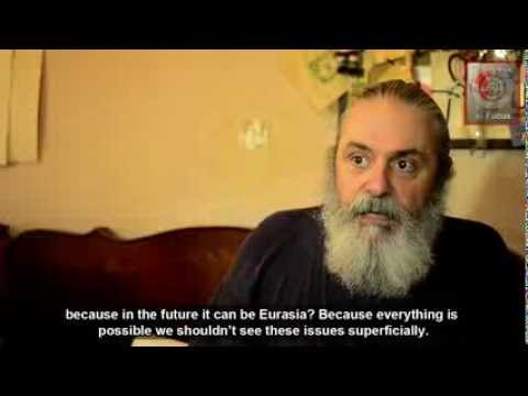 Greek Chef and Artist on the Crisis (part 1/3)