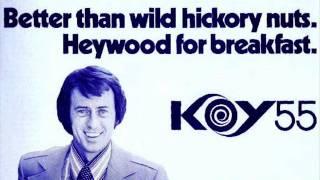 Bill Heywood KOY comedy sketches