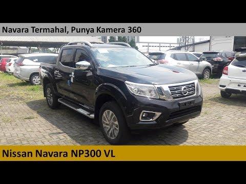 Nissan Navara VL NP300 review - Indonesia