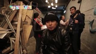 Эксклюзивные кадры со съемок фильма «Тараз»