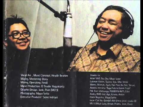 Heydie Ibrahim feat. Gus Dur - Kepasrahan (Munajat)
