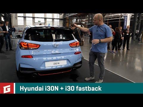 Hyundai i30N Hot hatch i30 Fastback 2017 Rasto Chvala