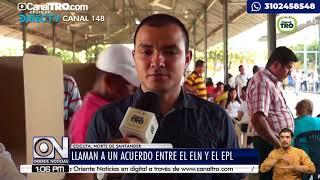 Continúan enfrentamientos entre el ELN y EPL en el Catatumbo
