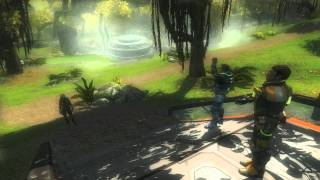Official Earthrise HD MMORPG video game gameplay trailer - PC