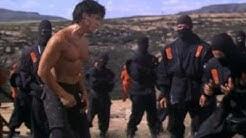 American Ninja 4: David Bradley vs Ninja 02