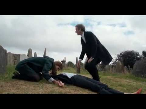Doctor Who - The Doctor Finally Salutes The Brigadier