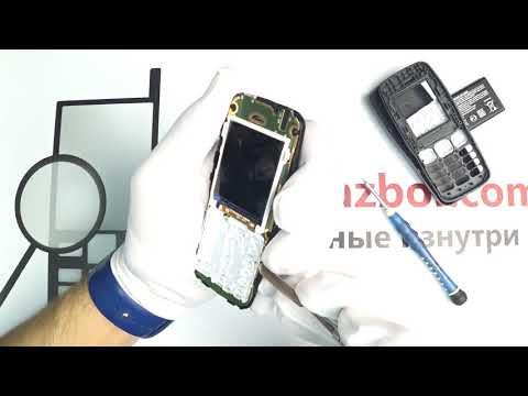 Инструкция как разобрать Nokia 106 Dualsim