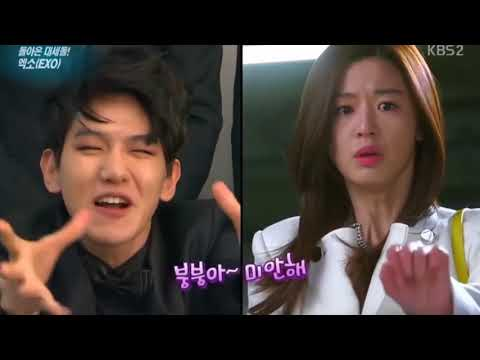 Exo funny moments #2
