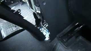 Hyundai Solaris - подтяжка ручника.(, 2015-01-28T13:26:57.000Z)
