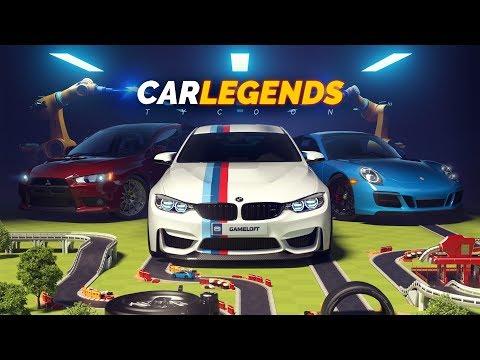 Car Legends Tycoon v23000 36788 28 (Mod) | Apk4all com