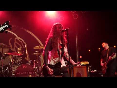 2015-02-17 Against Me (09)   How Low @ Vinyl