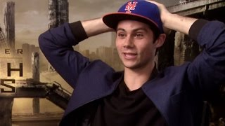 Dylan O'Brien Is Adorably Unaware Of His Tumblr Stardom Rus sub