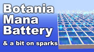 Botania | Mana Battery Challenge | Bonus Points!