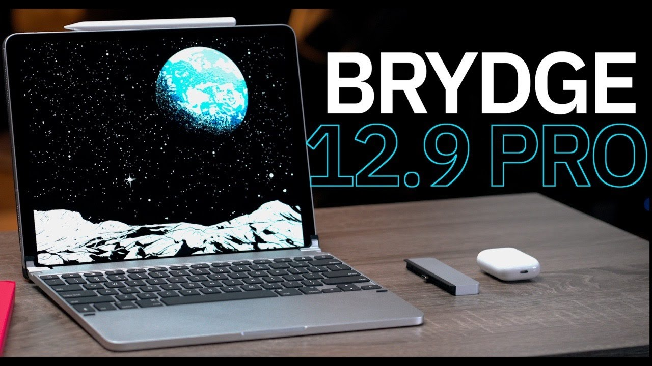 Brydge Pro Keyboard for 12.9 iPad Pro (Review)