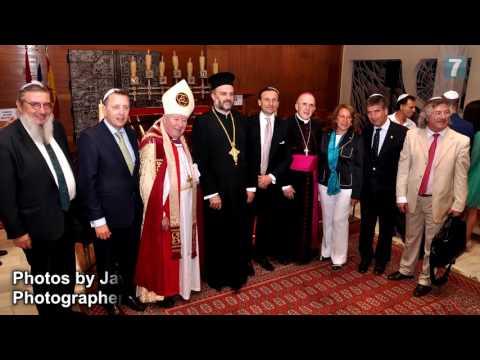 Arutz Sheva speaks with President of the Jewish Community of Madrid
