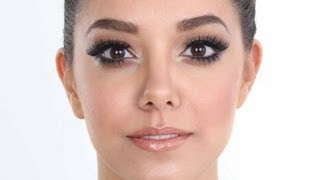 Kim Kardashian Smokey-Lashes - Makeup Tutorial