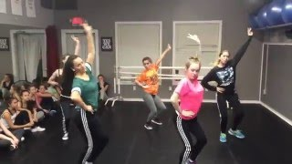 Justin Bieber - Sorry Video Cover by Kiks Dance Center