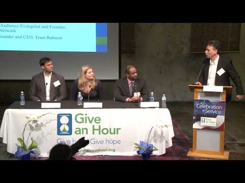 A Celebration of Service Panel - The Use of Technology