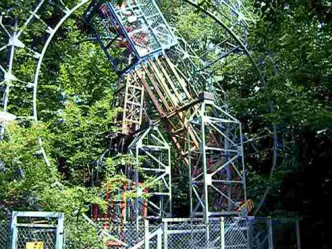 Osteria ai pioppi, Nervesa della Battaglia. The human-powered giant theme park playground