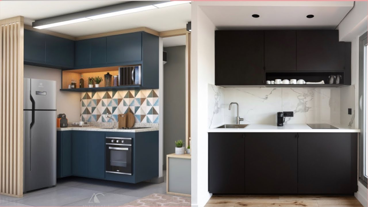 小廚房廚櫃設計