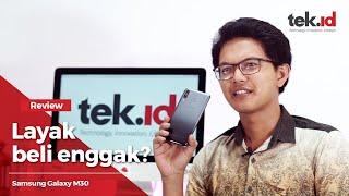 Review Samsung Galaxy M30, hape Rp3 jutaan kok begini?