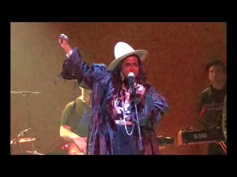 Lauryn Hill in Honolulu February 9 2018