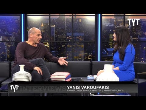 Yanis Varoufakis on The Young Turks with Nomiki Konst