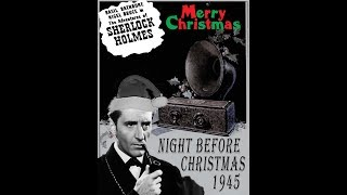 Sherlock Holmes Night Before Christmas 1945