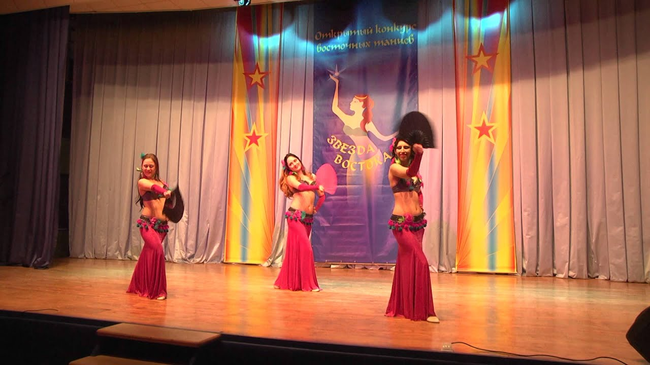 Танец астарты
