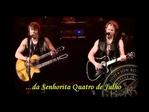 Bon Jovi - Miss Fourth Of July (LEGENDADO PT-BR) mp3
