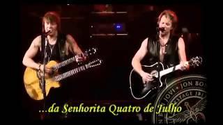 Bon Jovi - Miss Fourth Of July (LEGENDADO PT-BR)