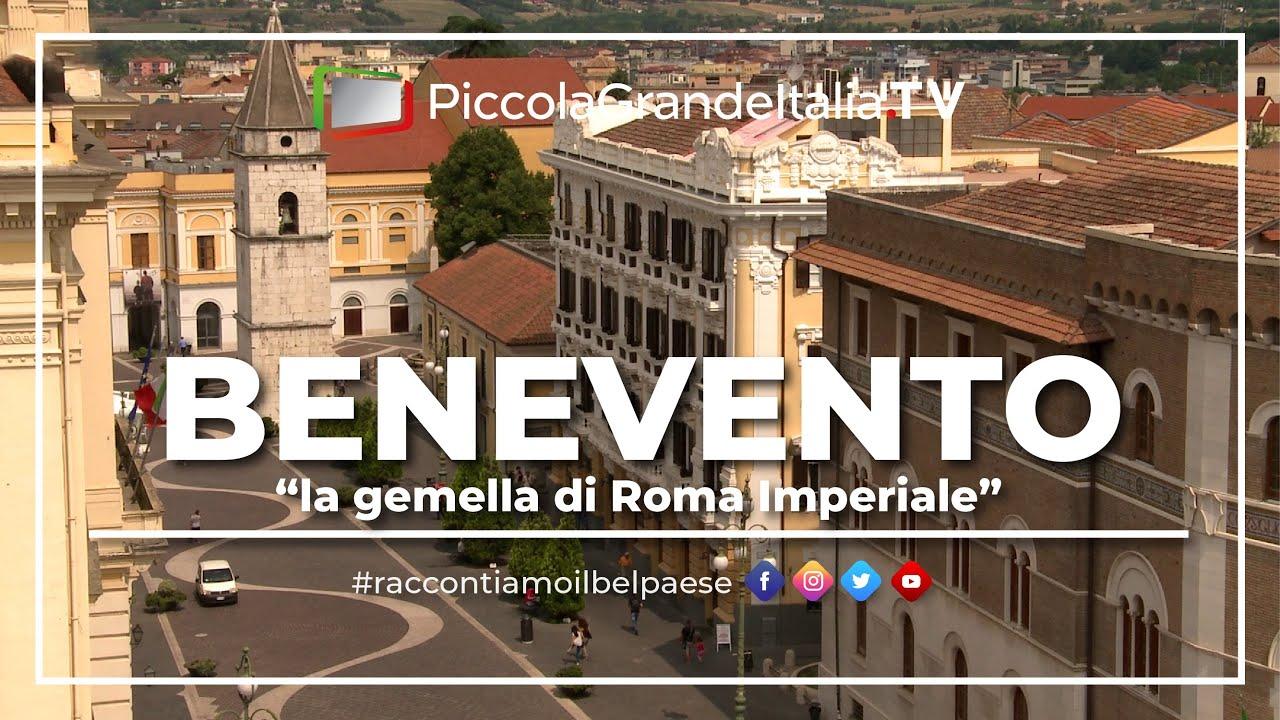Benevento Piccola Grande Italia Youtube