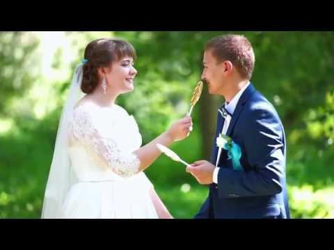 Свадебный клип Вика и Андрей