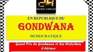 24 Heures Chrono en République du Gondwana Democratique