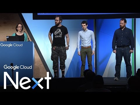 Apache Beam: From the Dataflow SDK to the Apache Big Data Ecosystem (Google Cloud Next '17)