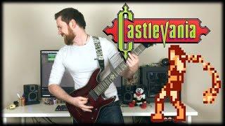 Castlevania Metal Guitar Medley