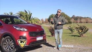 Kia Sportage EX 2.0 4WD - Test - Matías Antico - TN Autos
