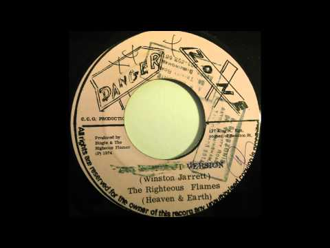 THE RIGHTEOUS FLAMES - Slaving In Babylon [1974]