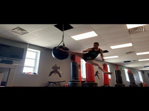 Kicks Alex Lee System Martial Arts Training System 2021