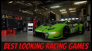 My 4 Best Looking Sim Racing Games (PC and Console Graphics)