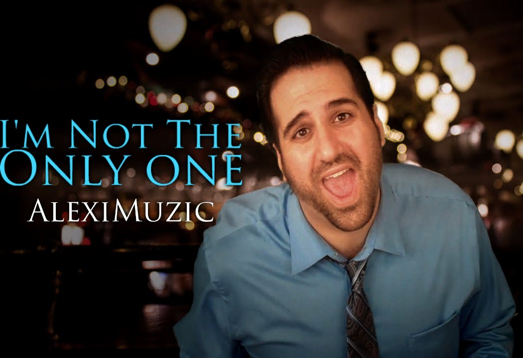 Sam smith i m not the only one cover aleximuzic youtube