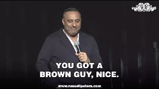 You Got A Brown Guy, Nice. | Russell Peters