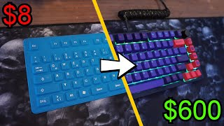 Cheap To Expensive Spacebar Sound