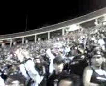 Corinthians x Vasco arquivo pessoal