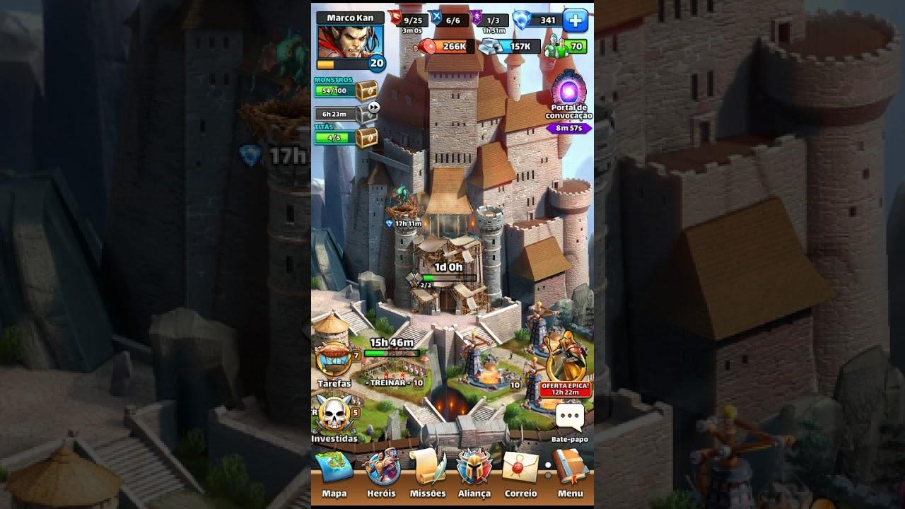 Empires Puzzles Dicas E Truques Convocando Heróis Com 300 Gemas Youtube